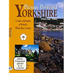 Picture Postcard Yorkshire Volume Two (PAL)