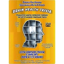 Brain Health Trivia