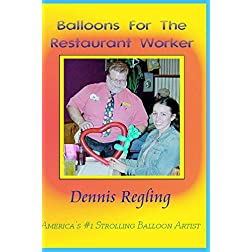 Balloons For The Restaurant Worker Vol.1