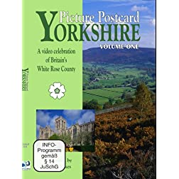 Picture Postcard Yorkshire Volume One (PAL)