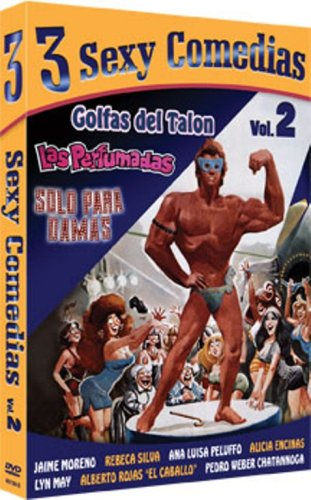 3 Sexy Comedias Mexicanas Vol.2