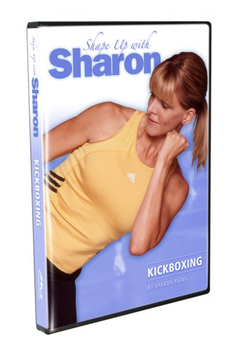 Shape Up With Sharon - Kickboxing