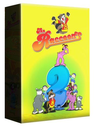 RACCOONS, THE - SERIES 2 - GIFT SET