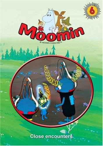 Moomin volume 6: Close encounters