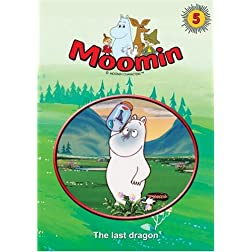 Moomin volume 5: The last dragon