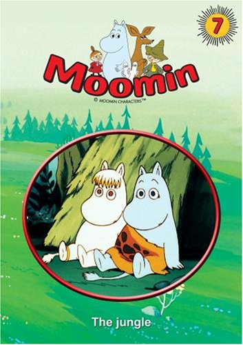 Moomin volume 7: The jungle