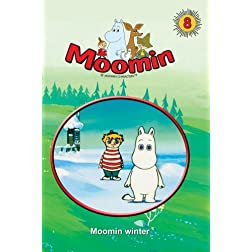 Moomin volume 8: Moomin winter