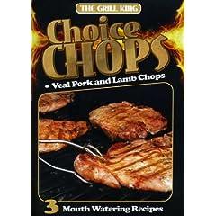 Cjoice Chops-Veal Pork & Lamb Chops