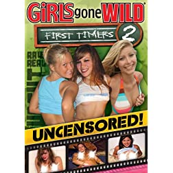 Girls Gone Wild: First Timers, Vol. 2
