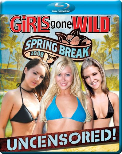 Girls Gone Wild: Spring Break 2008 [Blu-ray]