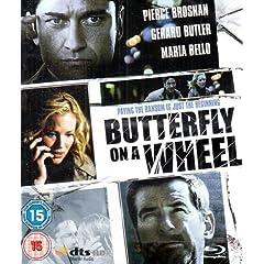 Butterfly on a Wheel [Blu-ray]