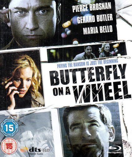 Butterfly on a Wheel [Blu-ray]