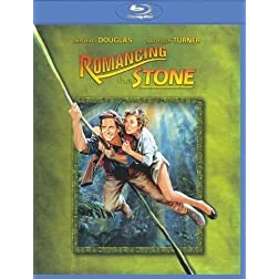 Romancing the Stone [Blu-ray]