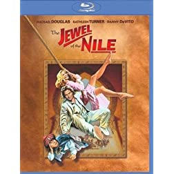 The Jewel of the Nile [Blu-ray]