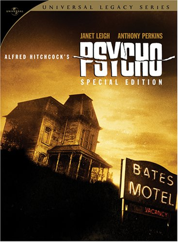Psycho (Special Edition) (Universal Legacy Series)