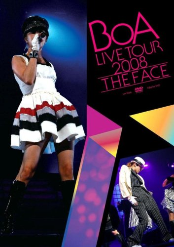 Boa Live Tour 2008 the Face