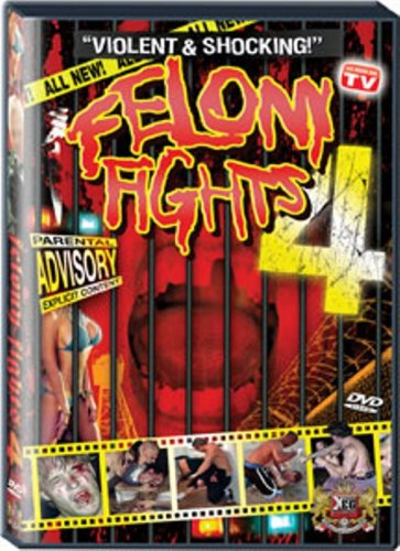 Felony Fights: V.4 Down & Dirty