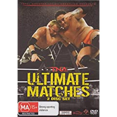 TNA: Ultimate Matches (2 Disc Set)