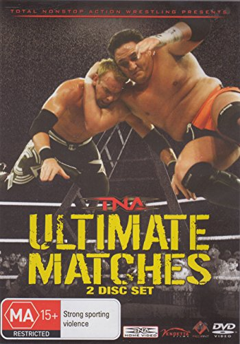 TNA: Ultimate Matches (2 Disc Set)