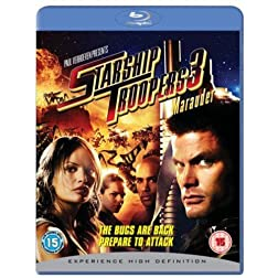 Starship Troopers 3 [Blu-ray]