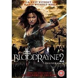 Bloodrayne II [Blu-ray]