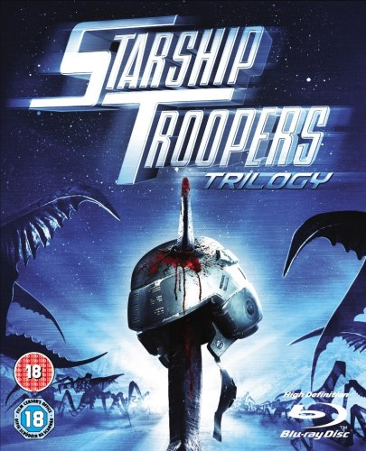 Starship Troopers 1 [Blu-ray]