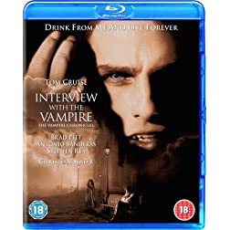 Interview With a Vampire [Blu-ray]