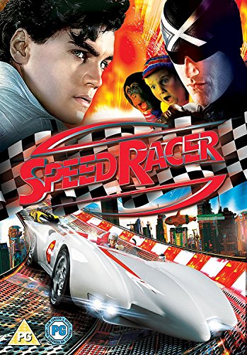 Speed Racer [Blu-ray]
