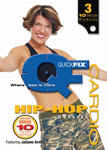 Quick Fix: Cardio Hip Hop Workout