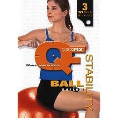 Quick Fix: Stability Ball Workout