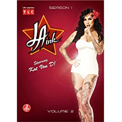 LA Ink: Season 1, Volume 2