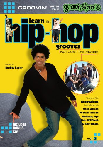 Groovin' with the Groovaloos: Learn the Hip-Hop Grooves, Vol. 3