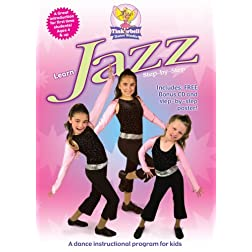 Tinkerbell's Learn Jazz Step by Step