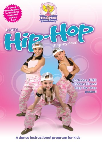 Tinkerbell's Learn Hip-Hop Step by Step