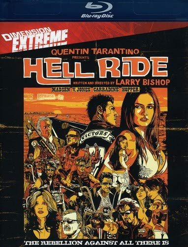 Hell Ride [Blu-ray]