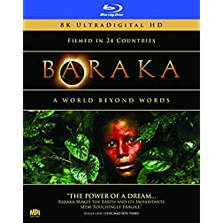 Baraka [Blu-ray]