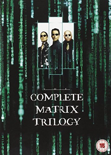 Matrix-Trilogy [Blu-ray]