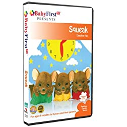 BabyFirstTV Presents Squeak