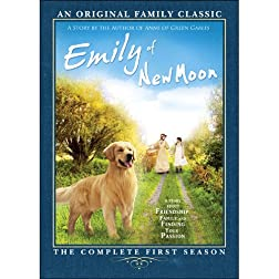 Emily of New Moon: The Complete First Season