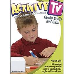 ActivityTV Family Crafts & Gifts V.1