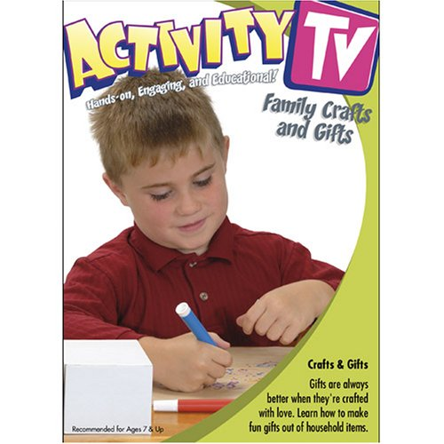 ActivityTV Family Crafts & Gifts V.1
