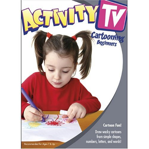 ActivityTV Cartooning for Beginners V.1
