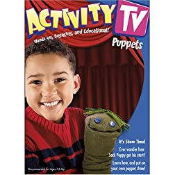 ActivityTV Fun with Puppets V.1
