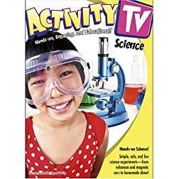 ActivityTV Fun with Science V.1