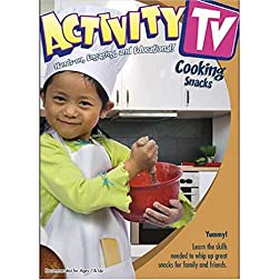 ActivityTV Cooking Fun Snacks V.1
