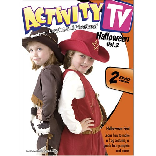 ActivityTV Halloween V.2 2-DVD Pack
