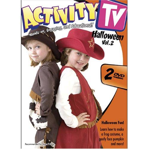 ActivityTV Halloween V.2 2-DVD Pack