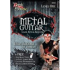 Metal Guitar Leads, Runs and Rhythms: Level 1