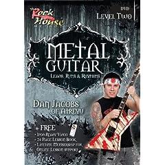 Metal Guitar Leads, Runs and Rhythms: Level 2