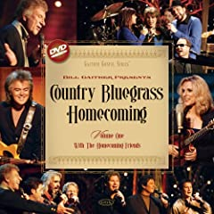 Country Bluegrass Homecoming, Vol. 1